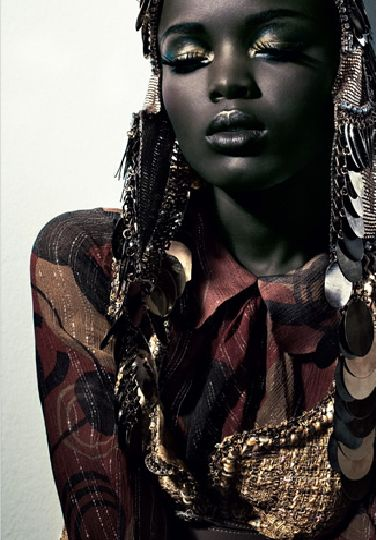 Happy Black History Month: She's cute. . . for a dark-skinned girl ...