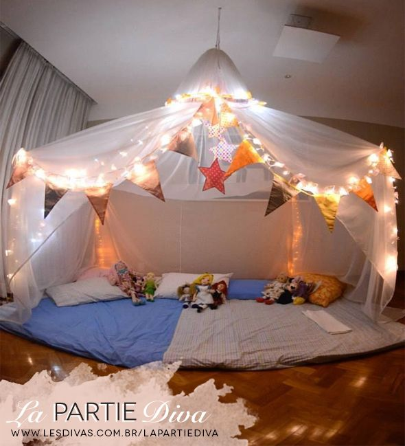 15 Brilliant Slumber Party Ideas To Glam Up The Night -1445