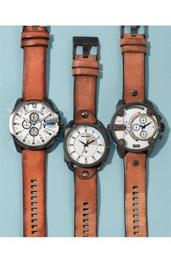 Men's fashion diesel watches