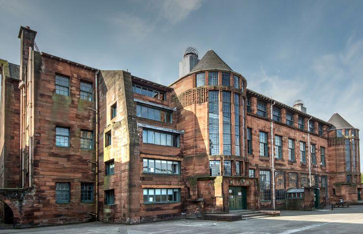 Charles Rennie Mackintosh: MackIntosh's Scotland Street School