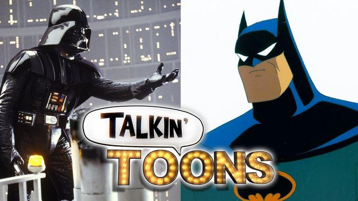 Kevin Conroy Voices Darth Vader as Batman (Talkin' Toons w/ Rob Paulsen)