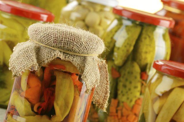 Cómo hacer vegetales encurtidos