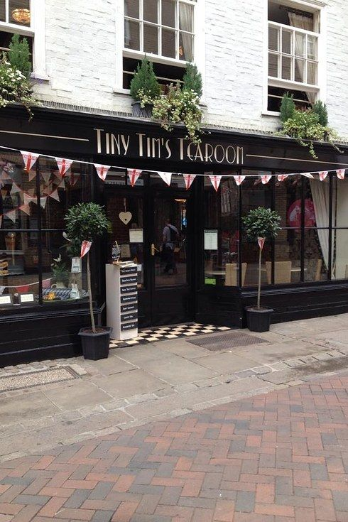 Tiny Tim's Tearoom, Canterbury | 21 Absolutely Charming Tea Rooms You Have To Visit Before You Die