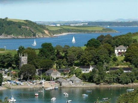 Helford River & Falmouth Bay, Cornwall
