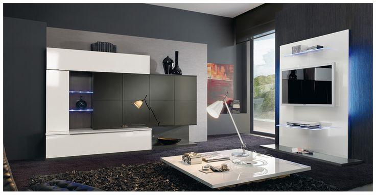 Milenium PLUS - comedor moderno ,comedor, salon, moderno, catalogos, buffets, fotos salon comedor Ambiente 4701 - baixmoduls