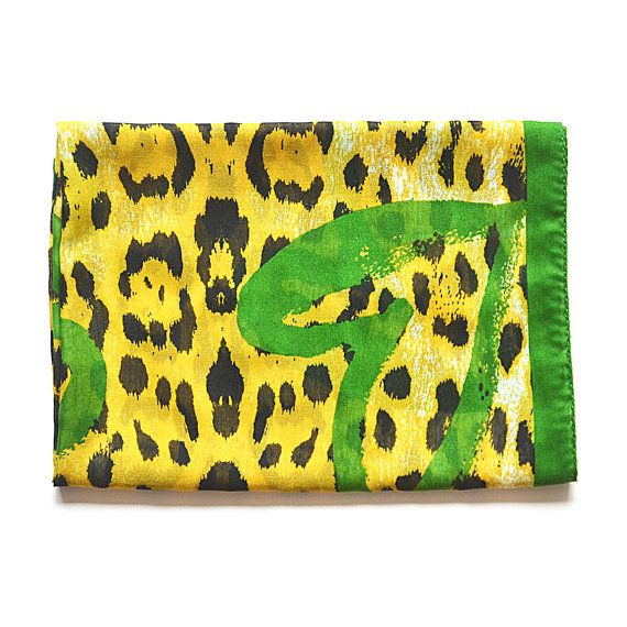 Leopard Scarf  Heart Scarf Men's Scarf Women's Scarf by MunaFabriC $11.00 - Shipping Worldwide! [Click Photo for Details]