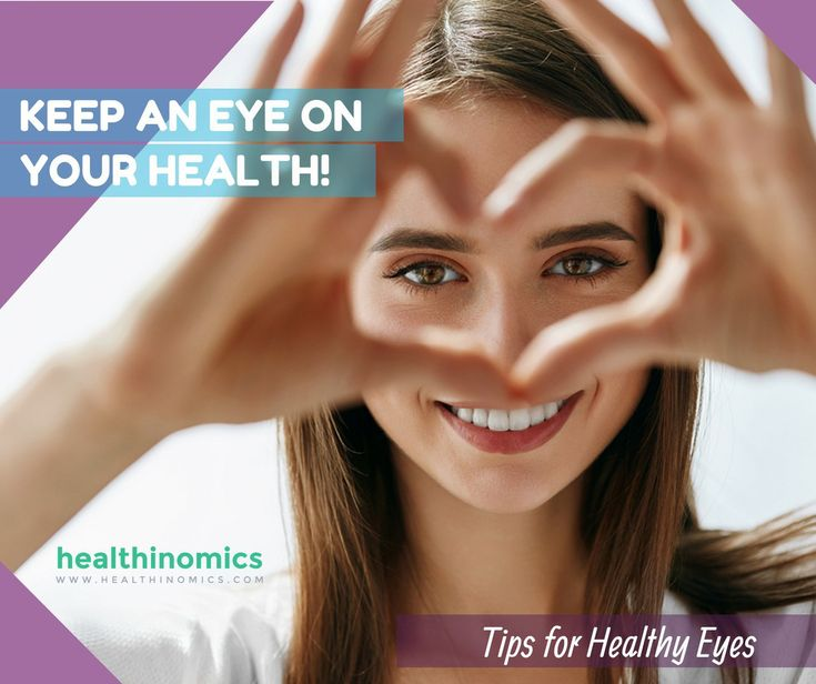 💡    TIP   💡  Keep An Eye on Your Health!  1. Wear Sunglasses - UV rays can be dangerous even on cloudy days  2. Drink Up - Hydrate your body to avoid dry eyes  3. Stay Active - Keeping fit can delay age-related macular degeneration  4. 20/20 Rule - Every 20 mins, rest your eyes for 20 seconds  5. Green Day - Eat your greens and fruits to reduce your risk of eye disease  6. Eye Exams - Schedule your whole family - it's an eye-opener!