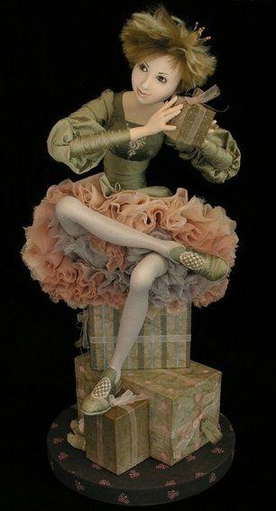 Куклы ТАМАРЫ ПИВНЮК: verssavia