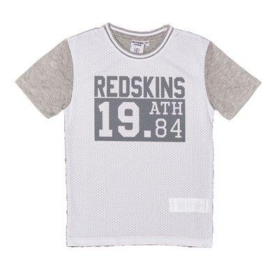 Prezzi e Sconti: #Redskins lock2 maglietta bicolore Bambino  ad Euro 25.00 in #T shirts #Bambino