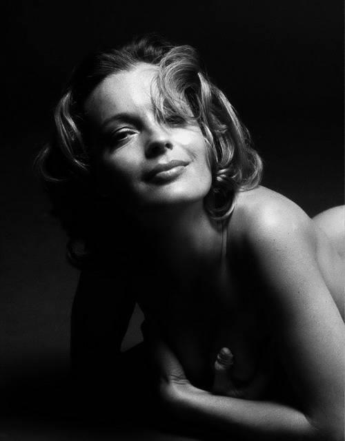 Romy Schneider vue par Giancarlo Botti