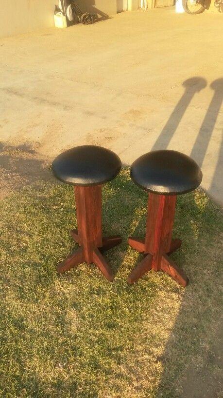 Bar chair wooden