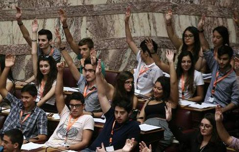 Θεσπρωτία: Δύο μαθητές από τη Θεσπρωτία τακτικοί έφηβοι βουλευτές στη ΚΒ Σύνοδο της Βουλής των Εφήβων