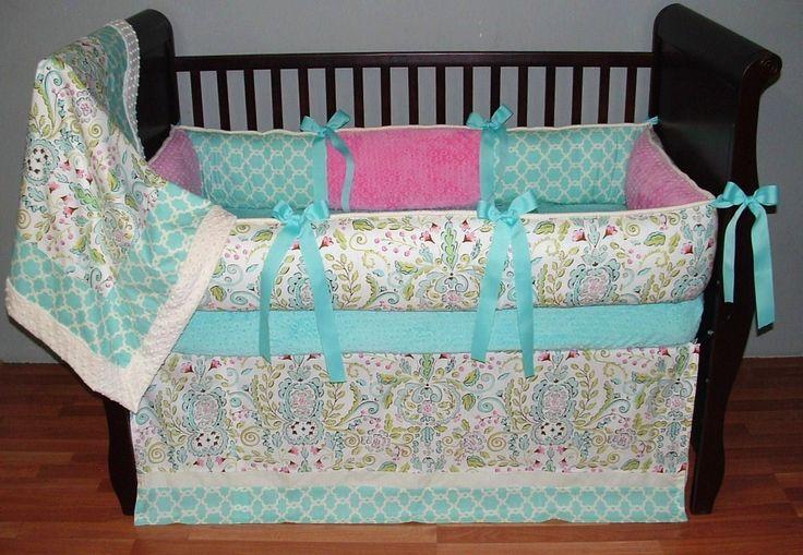 150 Best Baby Girl Bedding Sets Images On Pinterest Cots