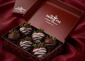 The Melting Pot Restaurants, Inc. Introduces Signature Chocolate-Covered Strawberries in Time for Holiday Gift-Giving