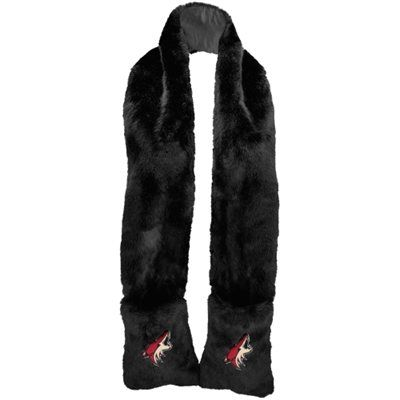 Arizona Coyotes Women's Faux Fur Long Scarf with Pockets #myNHLWishListSweeps