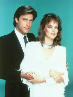 Fallon Carrington/Colby with Jeff Colby Pamela Sue Martin to Emma Samms...