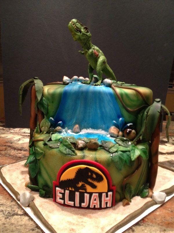 Dinosaur Cake Decorations Tesco : 19 best T-Rex images on Pinterest Prehistoric animals ...