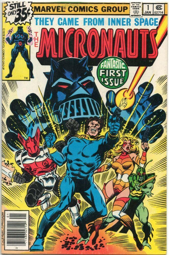 The Micronauts 1 Baron Karza Newsstand Pizzaz Coupon Marvel Comics 1978 In 2020 Marvel Comics Covers Comics Marvel Comics