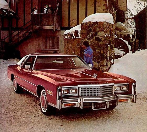 17+ Best Images About Cadillac Eldorado On Pinterest
