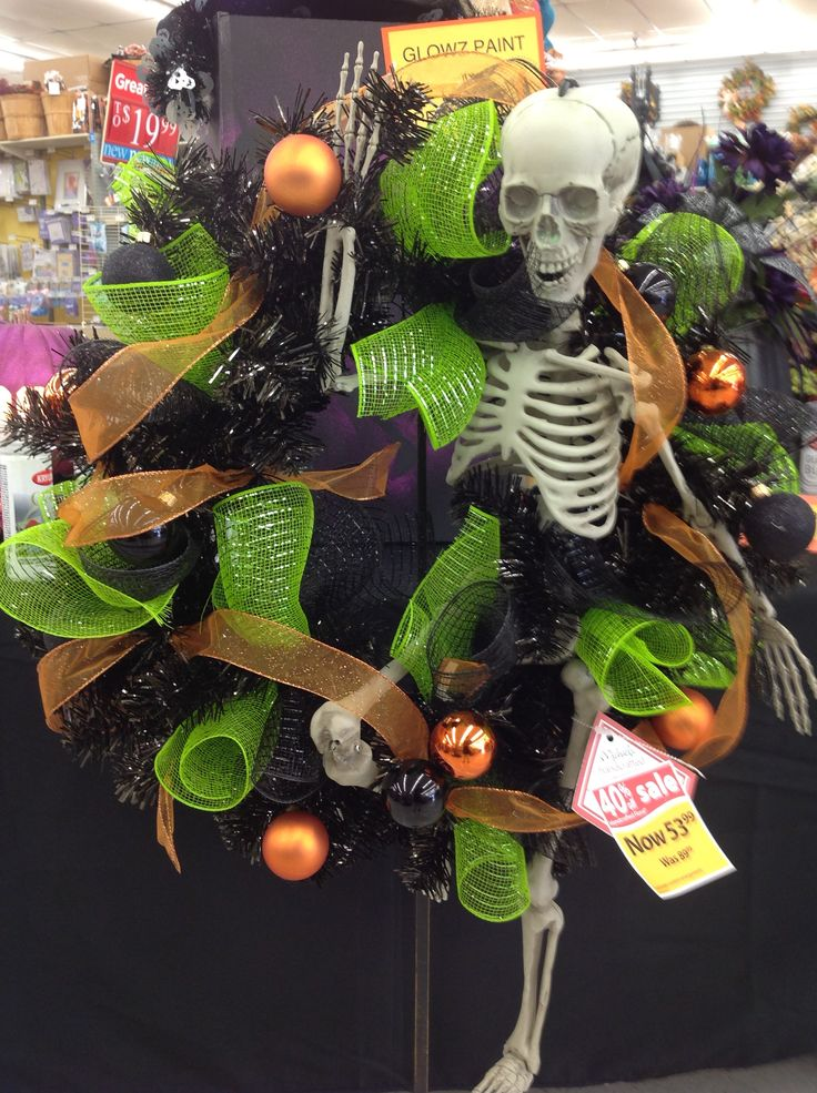 58 best My Own Creations images on Pinterest Christmas decorations - michaels halloween decorations