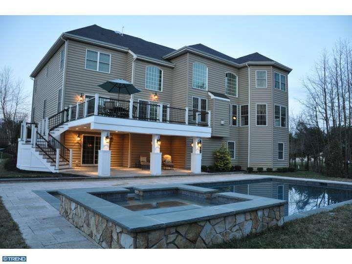 2 story deck ideas… and lighting… 43 FOX HVN LN, MULLICA HILL, NJ, 08062 – M… – Outdoor living