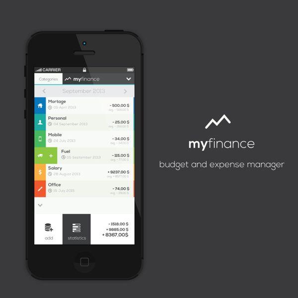 myfinance on Behance