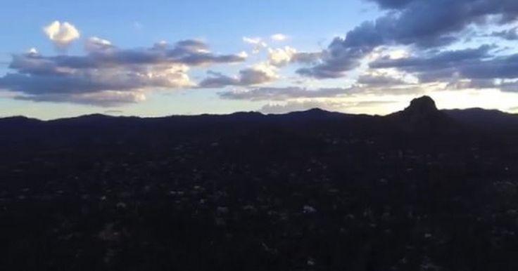Kevin G's Phantom 3 flying
