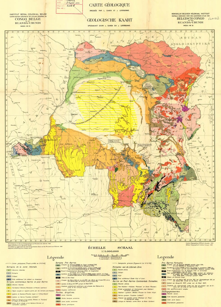96 best 2.4.3.1 | G.O. Maps | Congo images on Pinterest | Maps