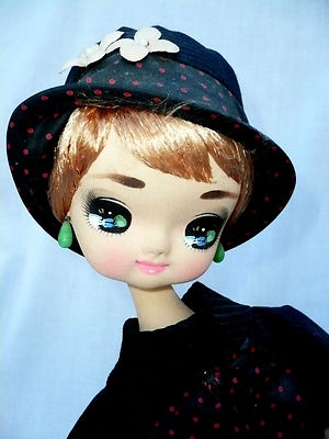 Candy Fashion Doll Circa 1960 quot Circa s Mod Big