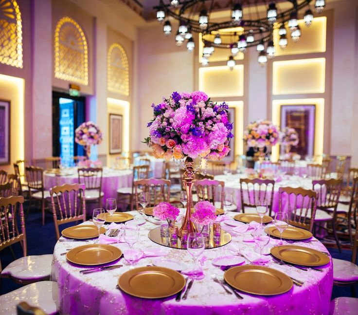 Centerpiece - Vintage Bloom (Dubai)
