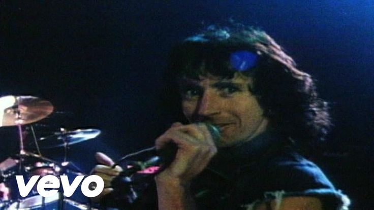 AC/DC - Highway to Hell. Because as rock anthems go, it's tough to beat this classic. And as great as Brian Johnson has been for 36 years, Bon Scott established the AC/DC sound.