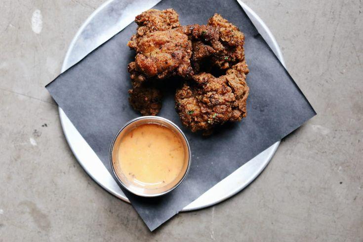 Good Fortune Bar: Fried Chicken
