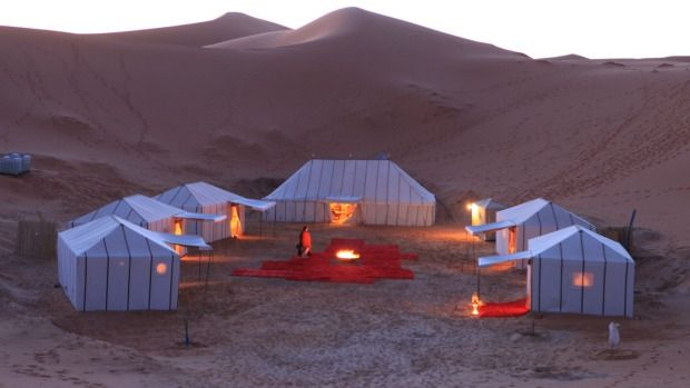 A thrilling tour with Royal Rajasthan Travels inside the center of the desert.
