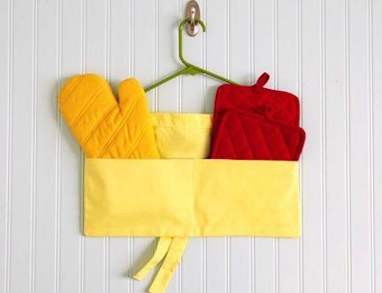 10 Alternative Uses for Hangers