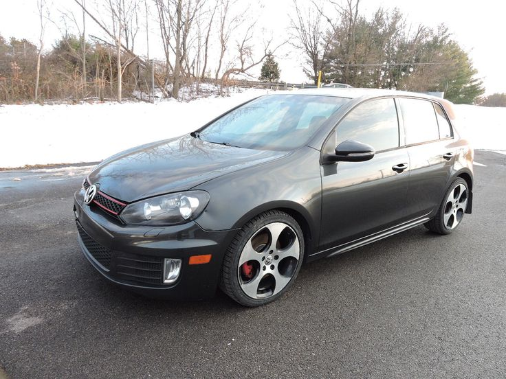 Cool Amazing 2013 Volkswagen Golf GTI 6-Spd 4-Door 2013 GOLF GTI 6-Speed 4-Dr. Needs Work. Runs  2017 2018 Check more at http://fords.ga/amazing-2013-volkswagen-golf-gti-6-spd-4-door-2013-golf-gti-6-speed-4-dr-needs-work-runs-2017-2018/