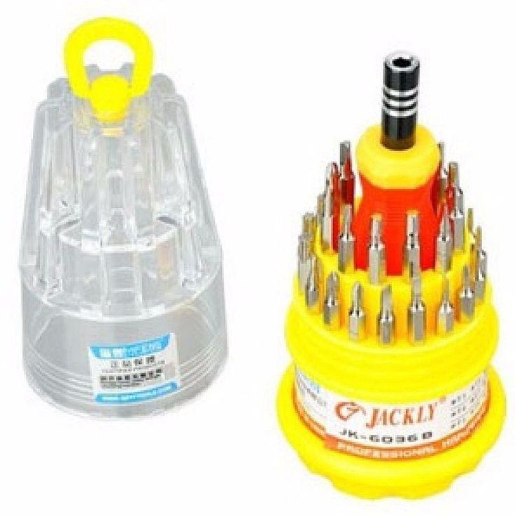Jackly JK-6036A 31 in 1 Professional Repair Tool Kit Tokonik