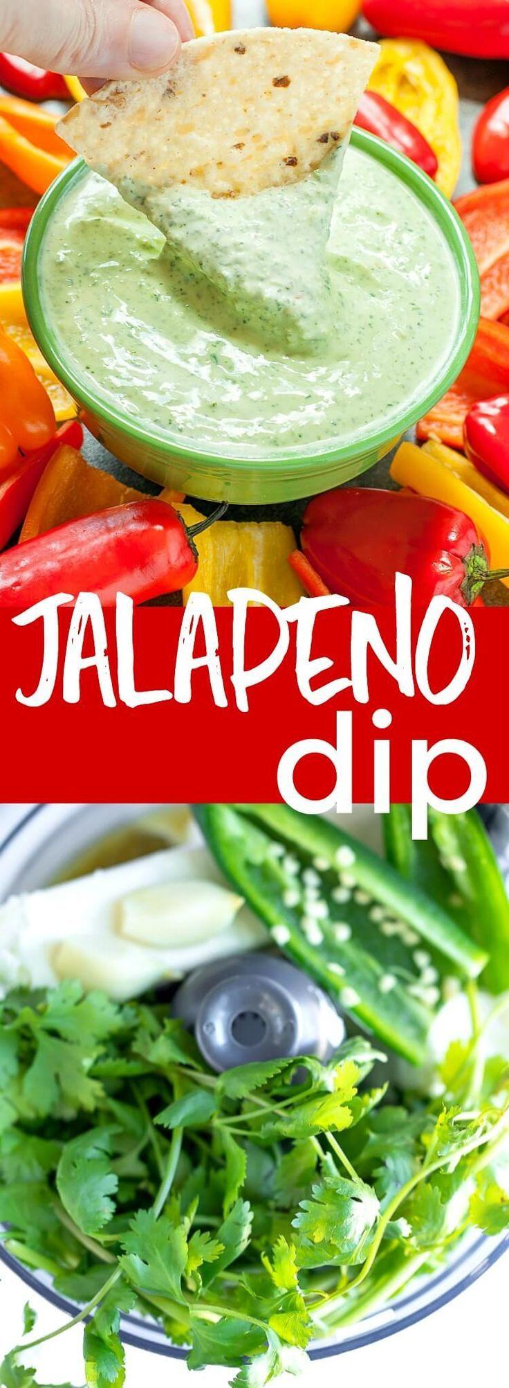 Jalapeño Dip