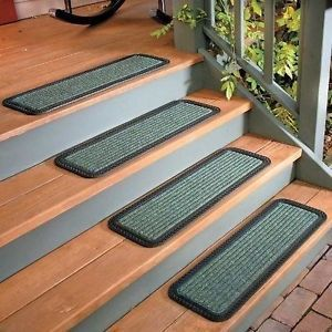 Staircase step treads are essentially individual rugs that attach to or lay on top of the steps of a staircase. The primary reason to use them is to reduce the incidence of slipping and falling. They offer...