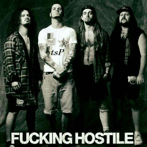 Fucking hostile lyrics by pantera