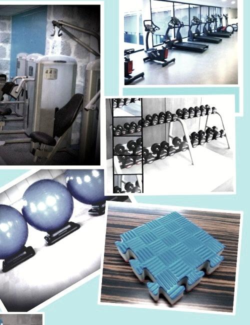 Para centros de entrenamiento by Ortus