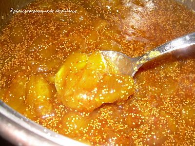 Cretan fig jam