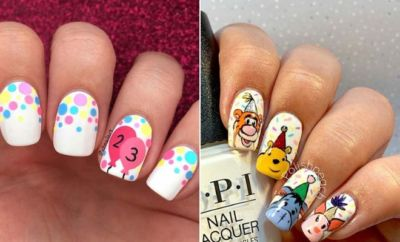 21 super cute birthday nails to try – # acrylic nails # try #beautynails #the #fashionnail