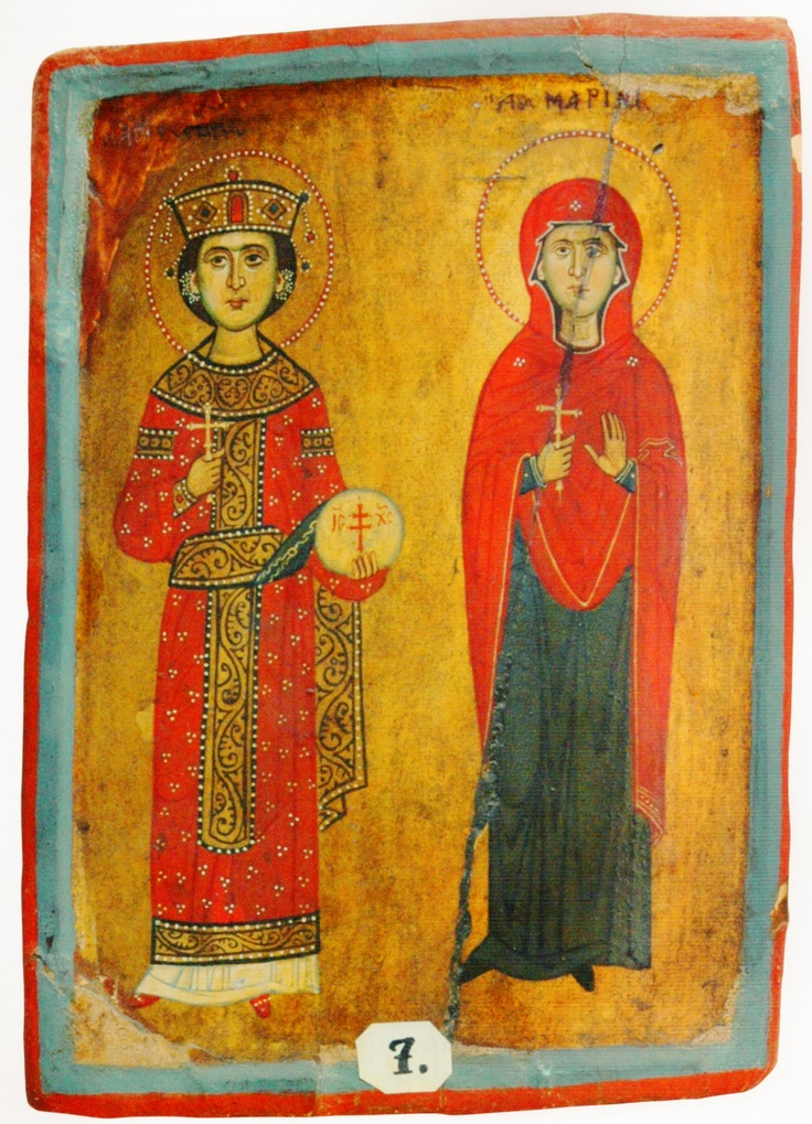 Sts. Catherine and Marina