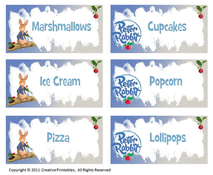 163 Best Images About Peter Rabbit Printables On Pinterest
