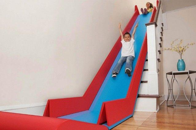Un parco giochi domestico: 20 modi per impegnare i propri bambini con meno di 10 euro.