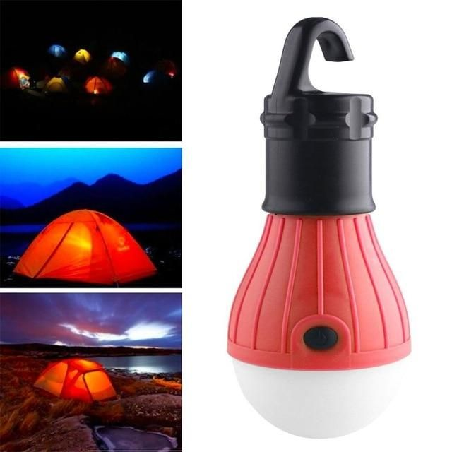 Soft Light Outdoor Hanging Light With Images Camping Tent