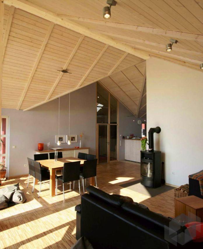 Wohnzimmer Inspiration Aus Einem Dammann Haus ➤ Auf Der ___ Fertighaus.de  ___ Webseite Findest Du Eine Große Auswahl An Häusern Verschiedener Stile  Und Von ...