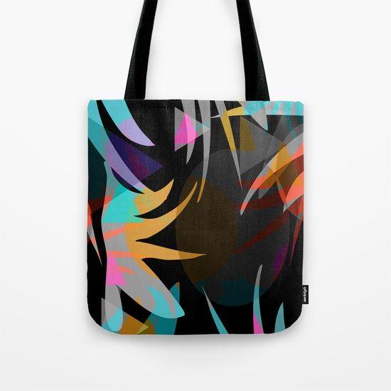 Nightjungle Tote Bag