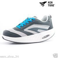 Toning Shoes Trainers Walking Gym Burn Fat Revolutionary Anti-Slip Air Tone Shoe