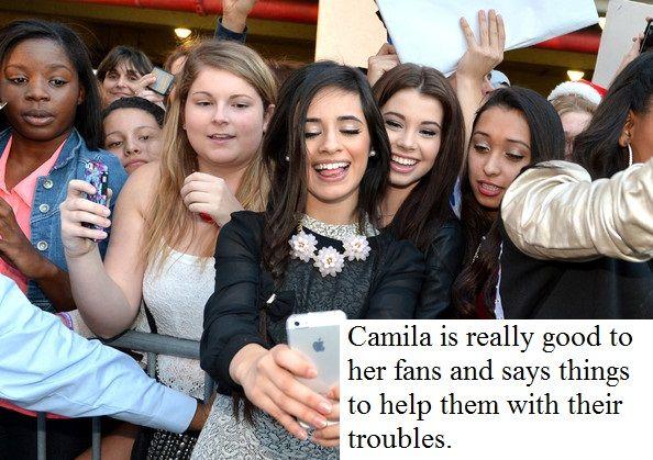 Camila Cabello fact/ Fifth Harmony facts